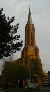Kreuzkirche Bonn