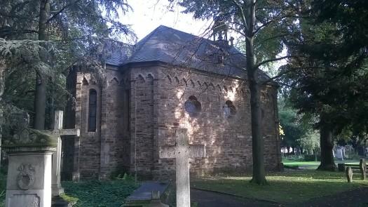 Alter Friedhof Bonn 1