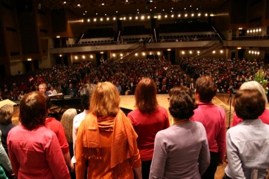 Presbytertag, Beethovenhalle